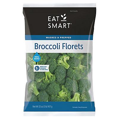 Broccoli Floretts, 2 lbs.
