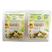 Wellsley Farms Organic Spinach Ravioli, 25 oz.