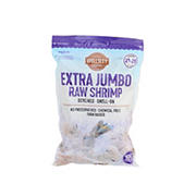 Wellsley Farms Extra Jumbo Uncooked Shrimp, 1.5 lbs.