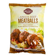 Wellsley Farms Angus Beef Meatballs, 4 lbs.