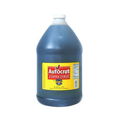 Autocrat Coffee Syrup, 64 oz.