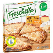 Frechetta Four Cheese Gluten Free Pizza, 2 ct.