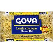 Goya Lentils, 4 lb.