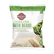 Wellsley Farms Organic Extra Fine Green Beans, 4 lbs.