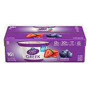 Dannon Light & Fit Greek Yogurt, 16 ct./5.3 oz.