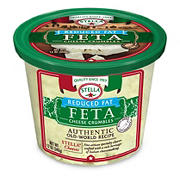 Stella Reduced Fat Feta Cheese Crumbles, 12 oz.