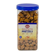Wellsley Farms Peanut Butter Filled Pretzels, 37 oz.