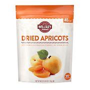 Wellsley Farms Gourmet Dried Apricots, 40 oz.