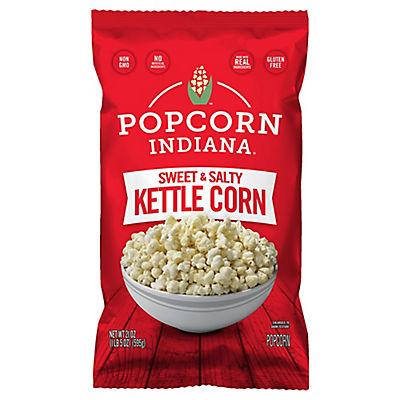 Popcorn, Indiana Kettle Corn, 21 oz.