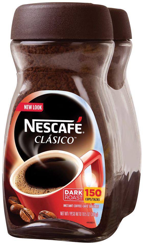Nescafe clasico instant coffee pk oz bjs wholesale club