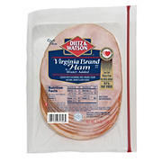Dietz & Watson Pre-Sliced Virginia Brand Ham, 16 oz.