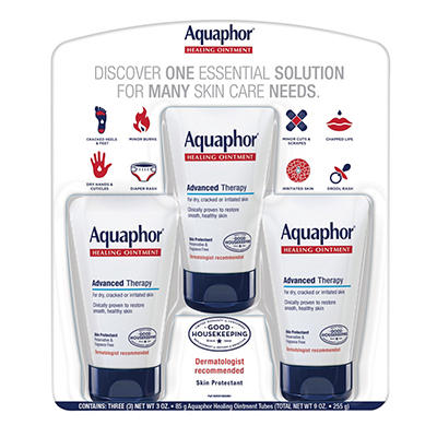 Aquaphor, 3 pk./3 oz.