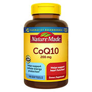 Nature Made 200mg CoQ10, 140 ct.