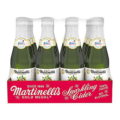 Martinelli's Gold Medal Sparkling Cider, 12 ct./8.4 fl. oz.