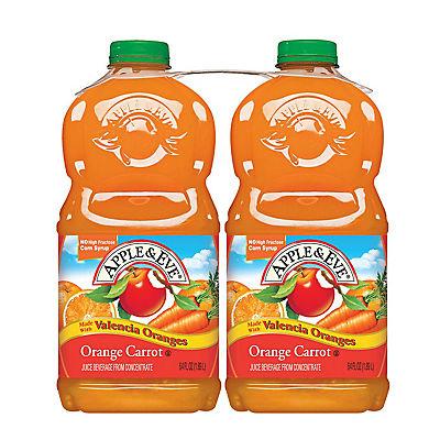 Apple & Eve Orange Carrot Juice, 2 pk./64 oz.