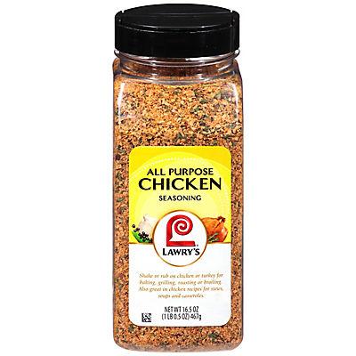 Lawry's All Purpose Chicken Seasoning, 16.5 oz.