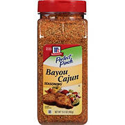 McCormick Perfect Pinch Bayou Cajun Seasoning, 13.5 oz.