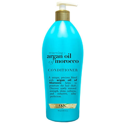 OGX Renewing + Argan Oil of Morocco Conditioner, 25.4 oz.