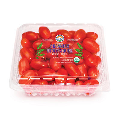 Organic Grape Tomatoes, 1.5 lbs.