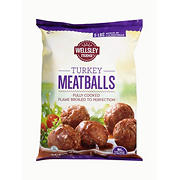 Wellsley Farms Turkey Meatballs, 5 lbs.