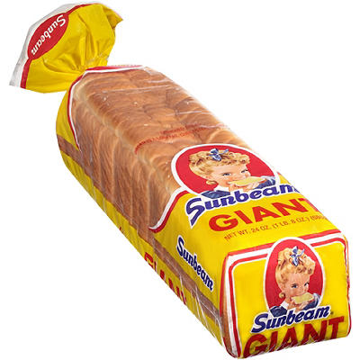 Sunbeam Giant Bread, 24 oz.
