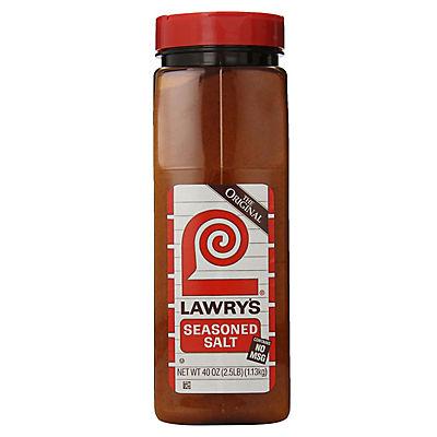 Lawry's Seasoned Salt, 40 oz.