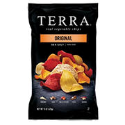 Terra Original Sea Salt Vegetable Chips, 15 oz.