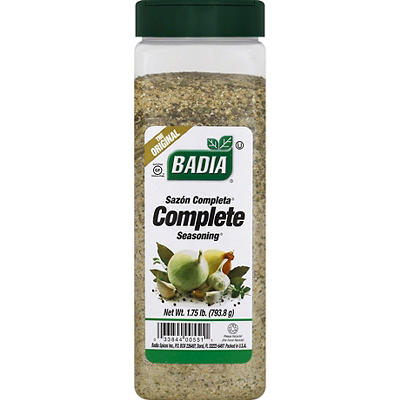 Badia Sazon Complete Seasoning, 1.75 lbs.
