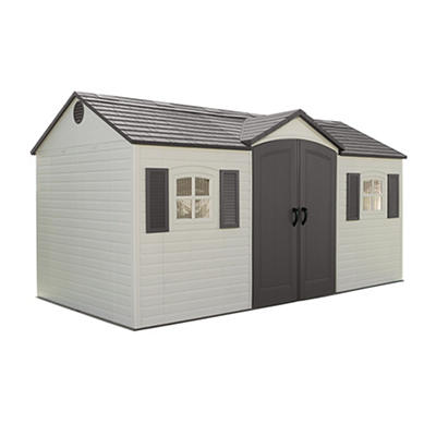 Lifetime 15' x 8' Garden Storage Shed