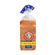 Flowers Hot Dog Buns, 12 ct.