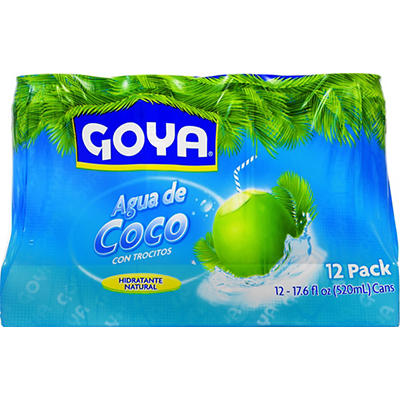 Goya Coconut Water, 12 ct./17 oz.