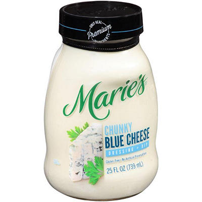 Marie's Chunky Blue Cheese, 6 pk./25 oz.