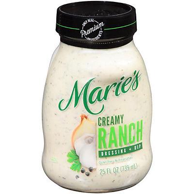 Marie's Creamy Ranch Dressing, 25 oz.
