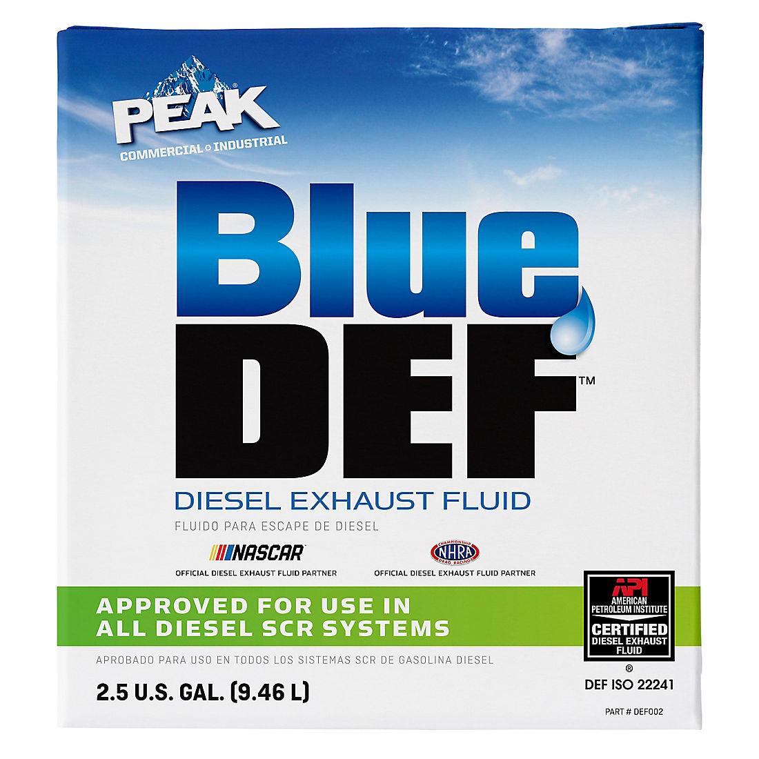BlueDEF Diesel Exhaust Fluid, 9 46L