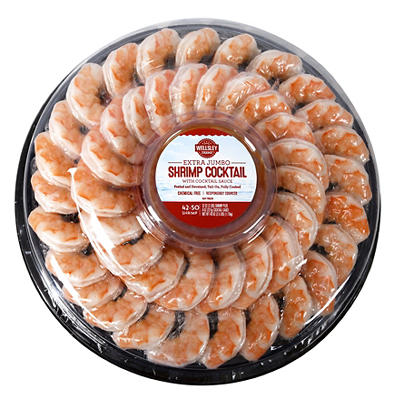 Wellsley Farms Shrimp Ring, 2.5 lbs.