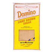 Domino Light Brown Sugar, 4 lbs.
