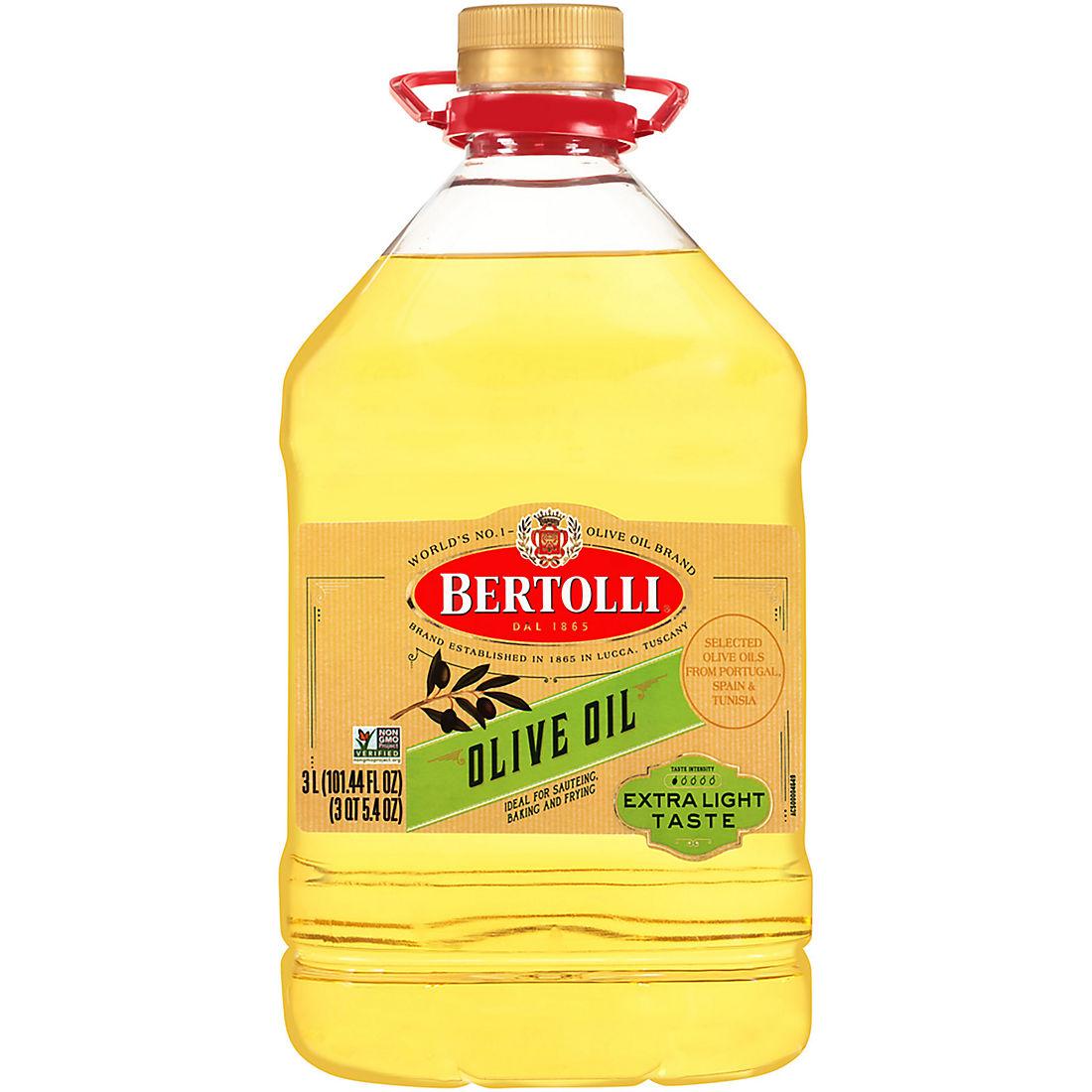 Bertolli Extra Light Tasting Olive Oil, 3L