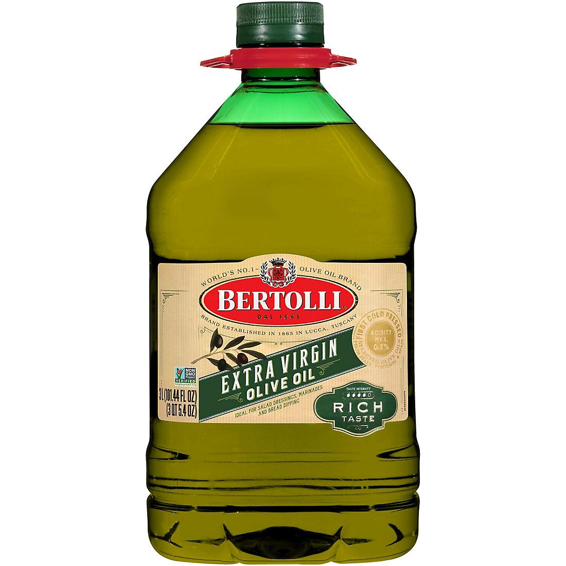 Bertolli Extra Virgin Olive Oil, 3L