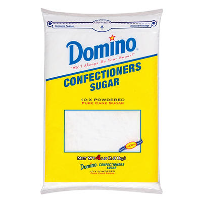 Domino Confectioners Sugar, 4 lbs.