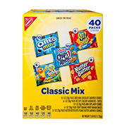 Nabisco Classic Mix Variety Pack, 40 pk./1 oz.