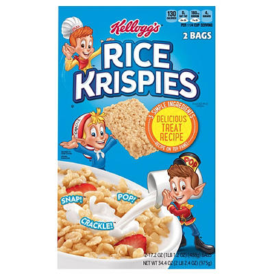 Kellogg's Rice Krispies, 2 pk./17.2 oz.