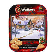 Walkers Pure Butter Assorted Shortbread, 58.4 oz.