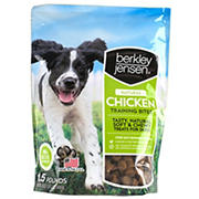 Berkley Jensen Natural Chicken Bites Training Dog Treats, 1.5 lbs.
