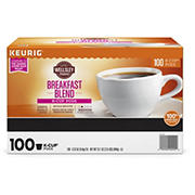 Wellsley Farms Breakfast Blend K-Cup Packs, 100 ct.