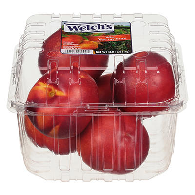 Nectarines, 4 lbs.