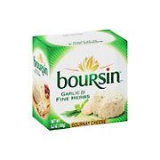 Boursin Garlic & Fine Herbs Gournay Cheese, 5.2 oz.
