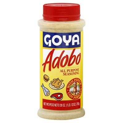 Goya Adobo Seasoning, 28 oz.