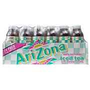 Arizona Ice Tea with Lemon Flavor, 24 pk./16 oz.