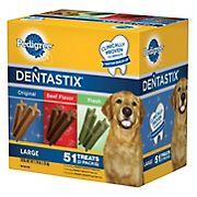 Pedigree DENTASTIX Original Dog Treats, 51 ct.