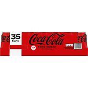 Coca-Cola Zero Cola, 35 pk./12 oz. cans